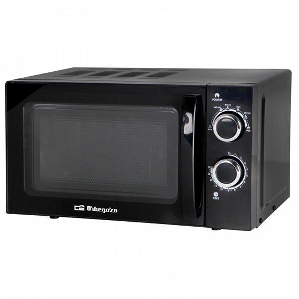 Microwave Orbegozo MI2017 20 L 700W Black