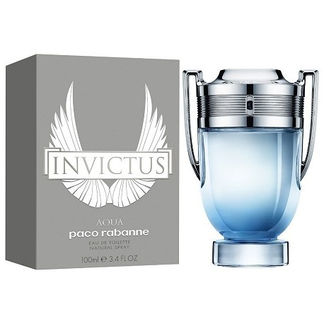 INVICTUS AQUA SPRAY 150ML EDT