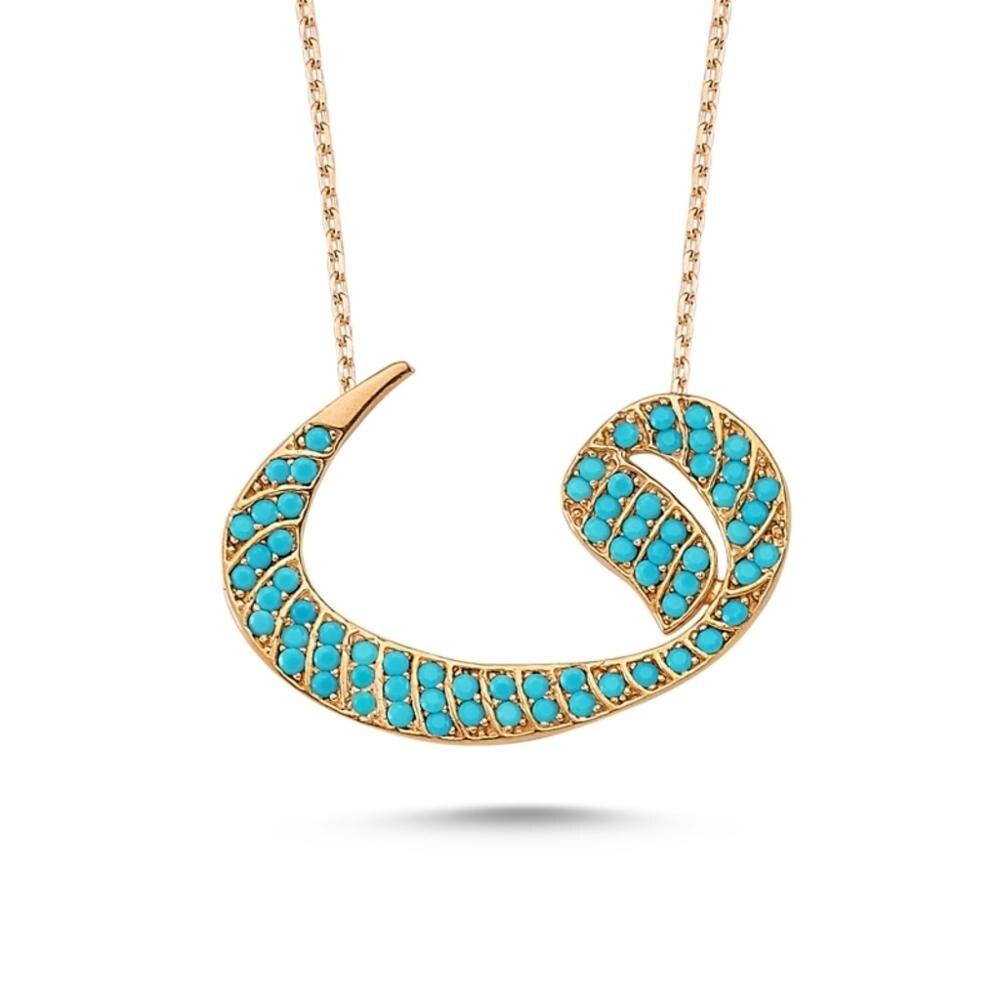 925 en argent Sterling collier bijoux nouvelle mode VAV élégant femmes cadeau qualité bijoux de turquie