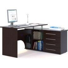 Компьютерный стол СОКОЛ КСТ-109П венге