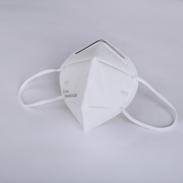 100pcs Fast shiping FFP2 Mask KN95 Face Masks Safety 95% Filtration for Dust Particulate Pollution Protective Mouth Mask 1