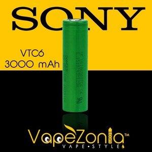 BATTERY SONY 18650 VTC6 3000 mAh