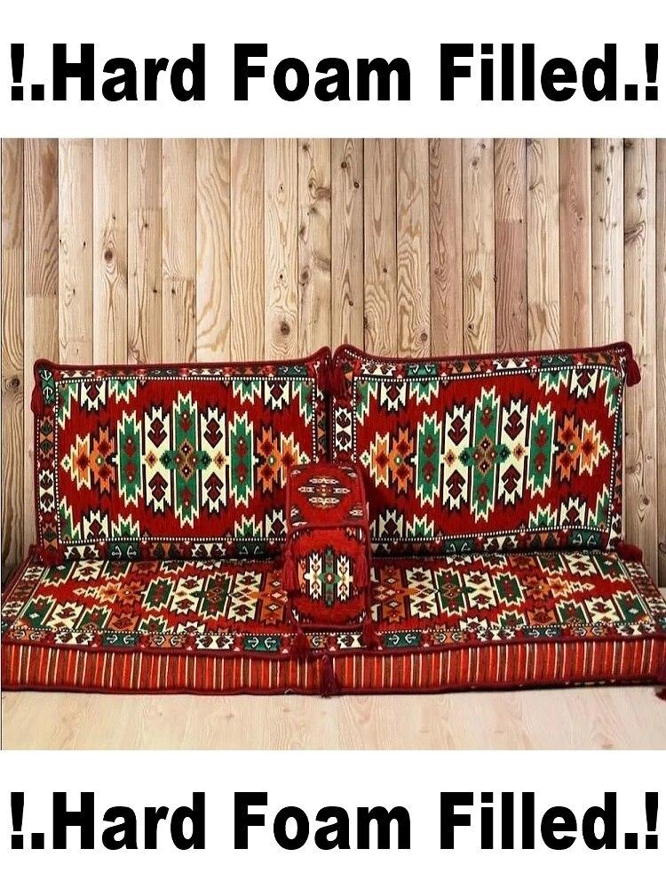 K1 Арабская подушка для дивана, Восточный пол, диванная комната, кальян, декор для сидений, сделан в турецком стиле, быстрая доставка от DHL