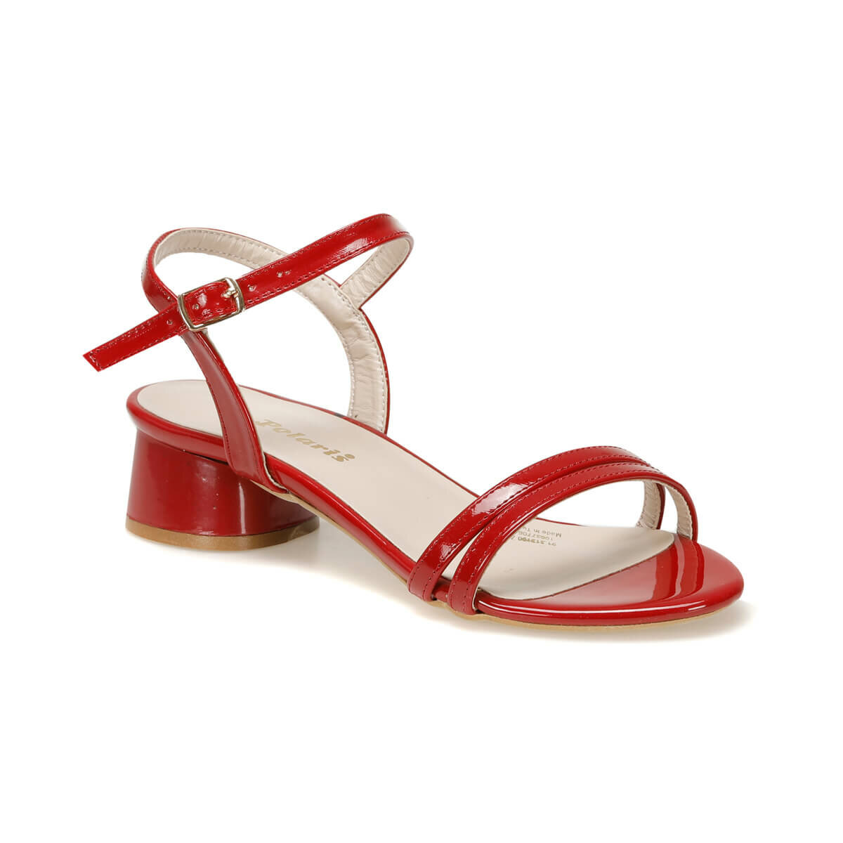 FLO 91.313190.Z Red Women Sandals Polaris