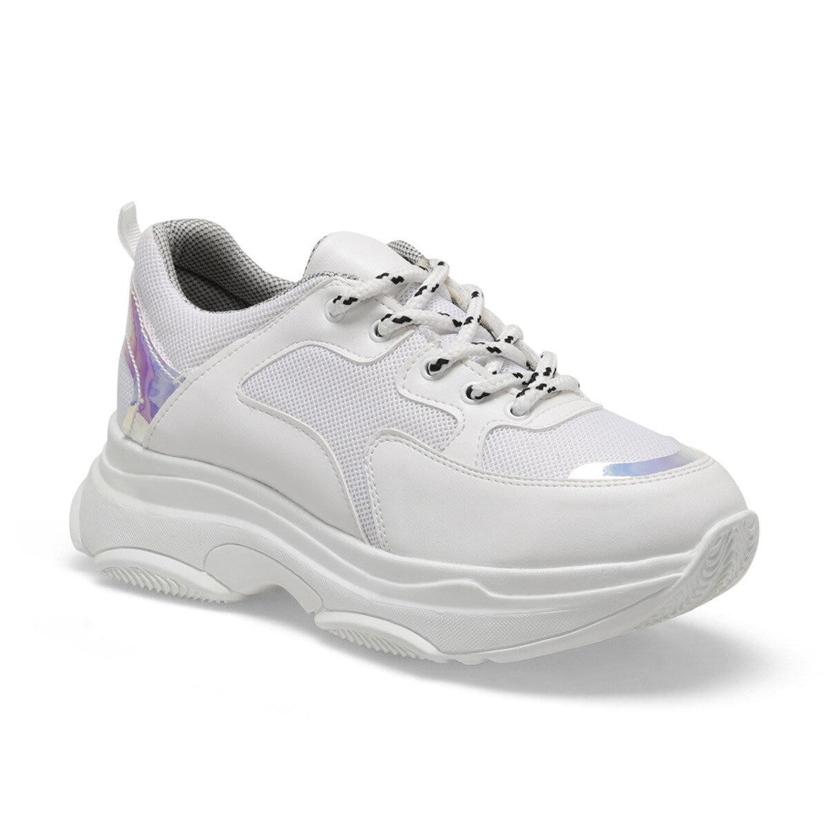 FLO 19SF-1501-19K White Women 'S Sneaker Shoes BUTIGO