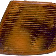 Headlight Ford Sierra Image-May-Be-Mirrored Car Driver-Side Orange. 87-90 Compatible