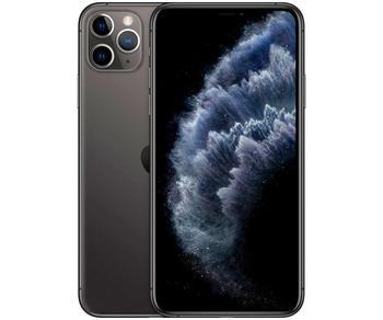 Перейти на Алиэкспресс и купить Apple Iphone 11 Pro Max space gray мобильный телефон с двумя sim-картами 4G 6,5 'смартфон мобильный телефон