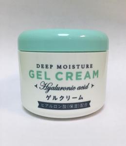 DAISO Gel Cream Hyaluronic Acid крем-гель для лица