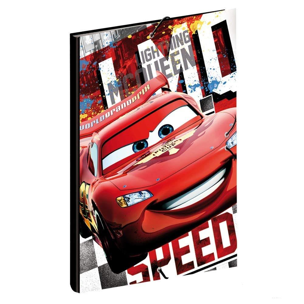 Folder A4 Gums Lapels Cars Disney Acceleration