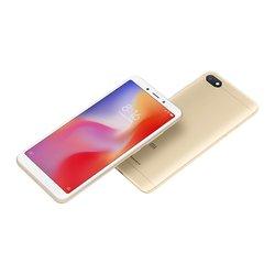 """[Oficjalna wersja hiszpańska] Xiaomi Redmi 6A 13,8 cm (5.45 """") 3 twarde GB 32 bardzo ciężko GB SIM podwójne 4G 3000 mAh-smartfon 5"""