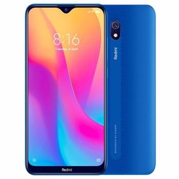 Перейти на Алиэкспресс и купить Xiaomi Redmi 8A 2 ГБ/32 ГБ синий с двумя SIM-картами