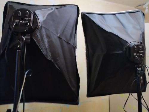 -- Câmera Iluminação Studio