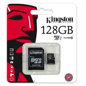 Карта памяти micro SD 128 ГБ