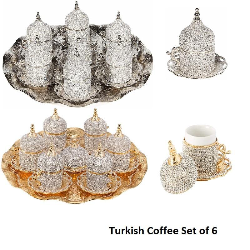 111- ottoman coffee sets- COFFEE SET TURKISH COFFEE CUPS SETS