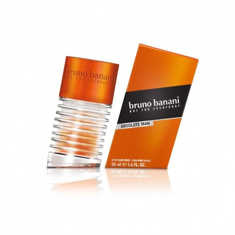 BRUNO BANANI ABSOLUTE MAN AFTER SHAVE 50ML SPRAY