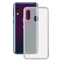 Capa móvel galaxy a40 ksix flex transparente