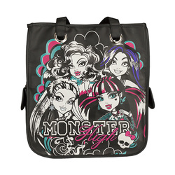 Tas voor winkelen Monster High