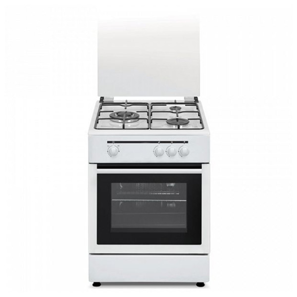 Gas Hob Vitrokitchen 222249 1800W 50 X 55 X 85 White