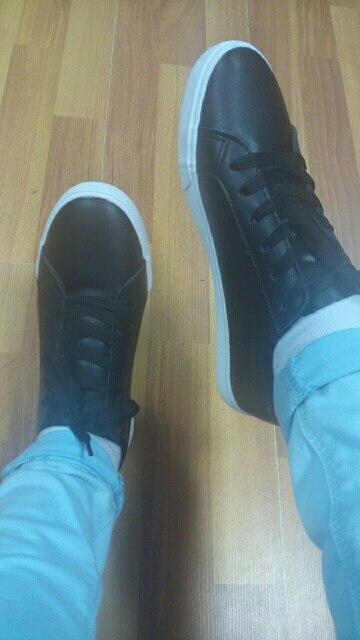 -- femininos branco sapatas