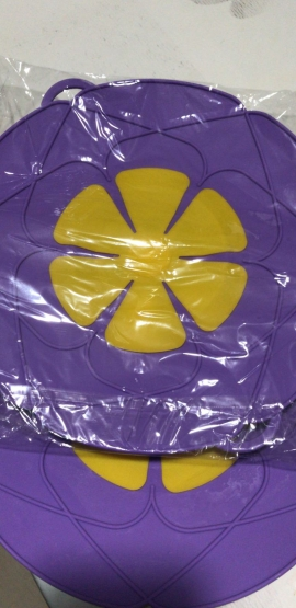 AntiOverflow™ - Multifunctional Silicone Lid Spill Stopper Cover photo review