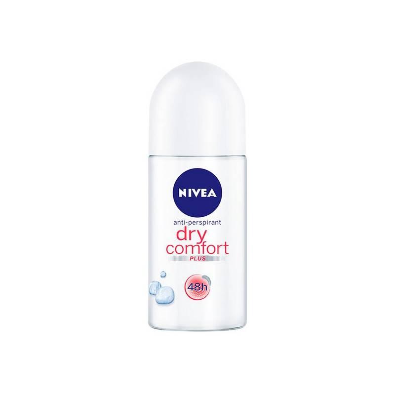 Roll-On Deodorant Dry Comfort Plus Nivea (50 Ml)