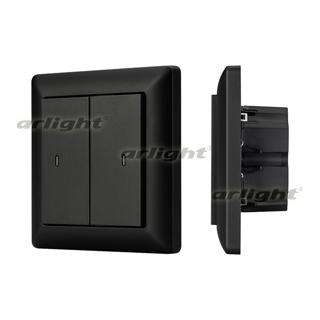 023846 Panel Knob SR-KN0220-IN Graphite (KNX, DIM) ARLIGHT 1-pc