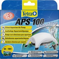 Tetra aрs 100 air compressor for aquarium 50 100 L White, no characteristics