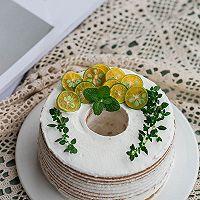 基础款木糖醇咸酸奶油蛋糕(抹面手残星人友好)的做法图解18