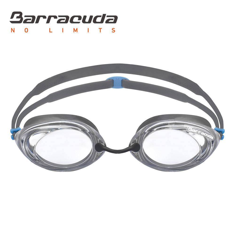 Barracuda OP-322 Optical Swimming Goggles With 3-Size Nose Pieces,Easy Adjusting For Adults (32295)