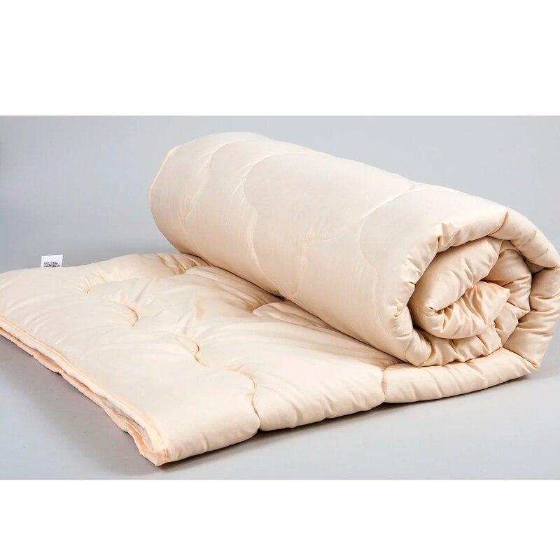 Blanket Asika всесезонное camel wool 175x210|Blankets| - AliExpress