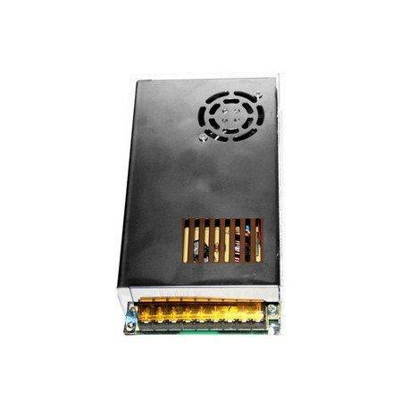Source piles 24 volts écologiques 250 W 10,4 ampères Protection Ip20 1 mesures 59x99x49mm 132502