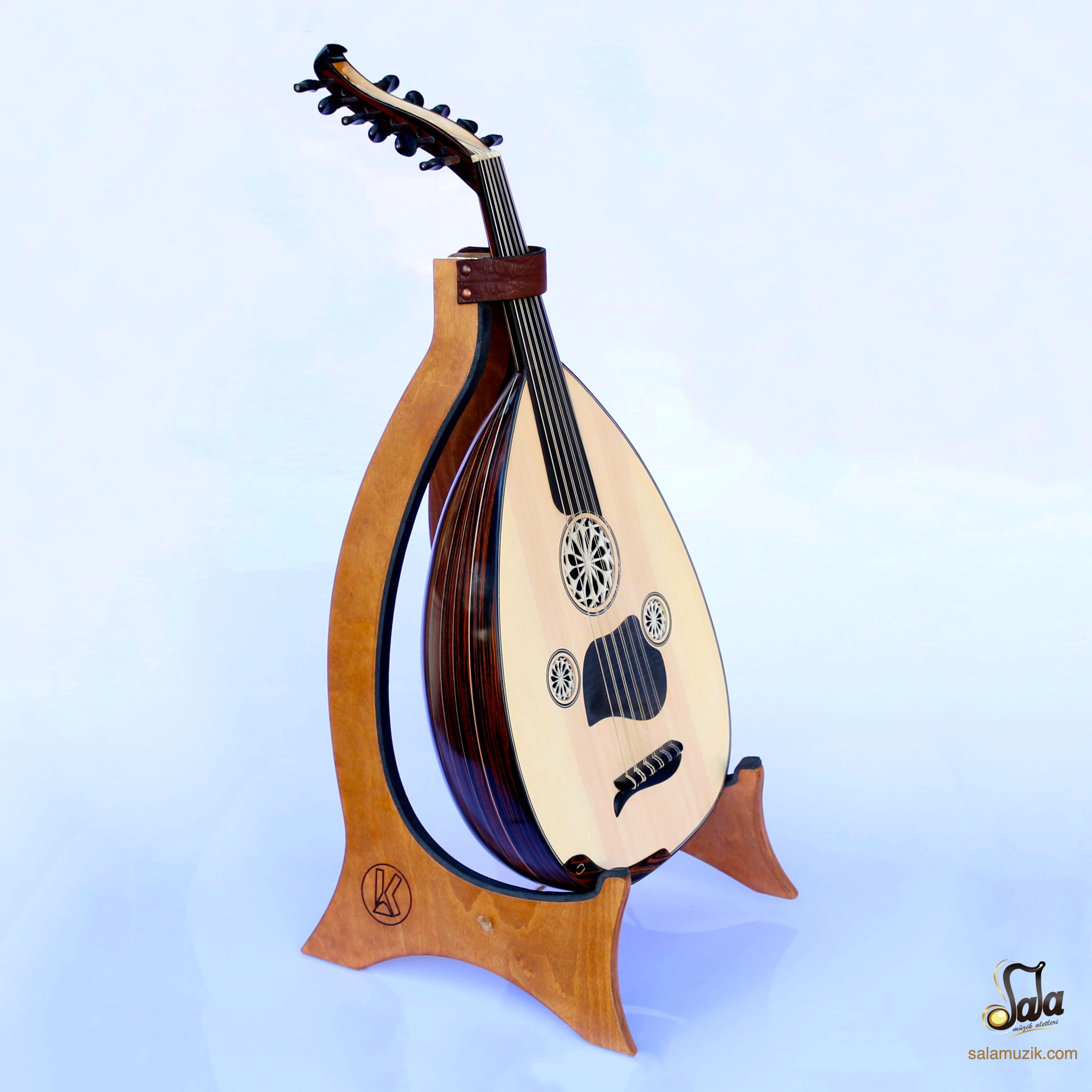 Oud Stand KOS-204   Stand For String Oud Musical Instrument