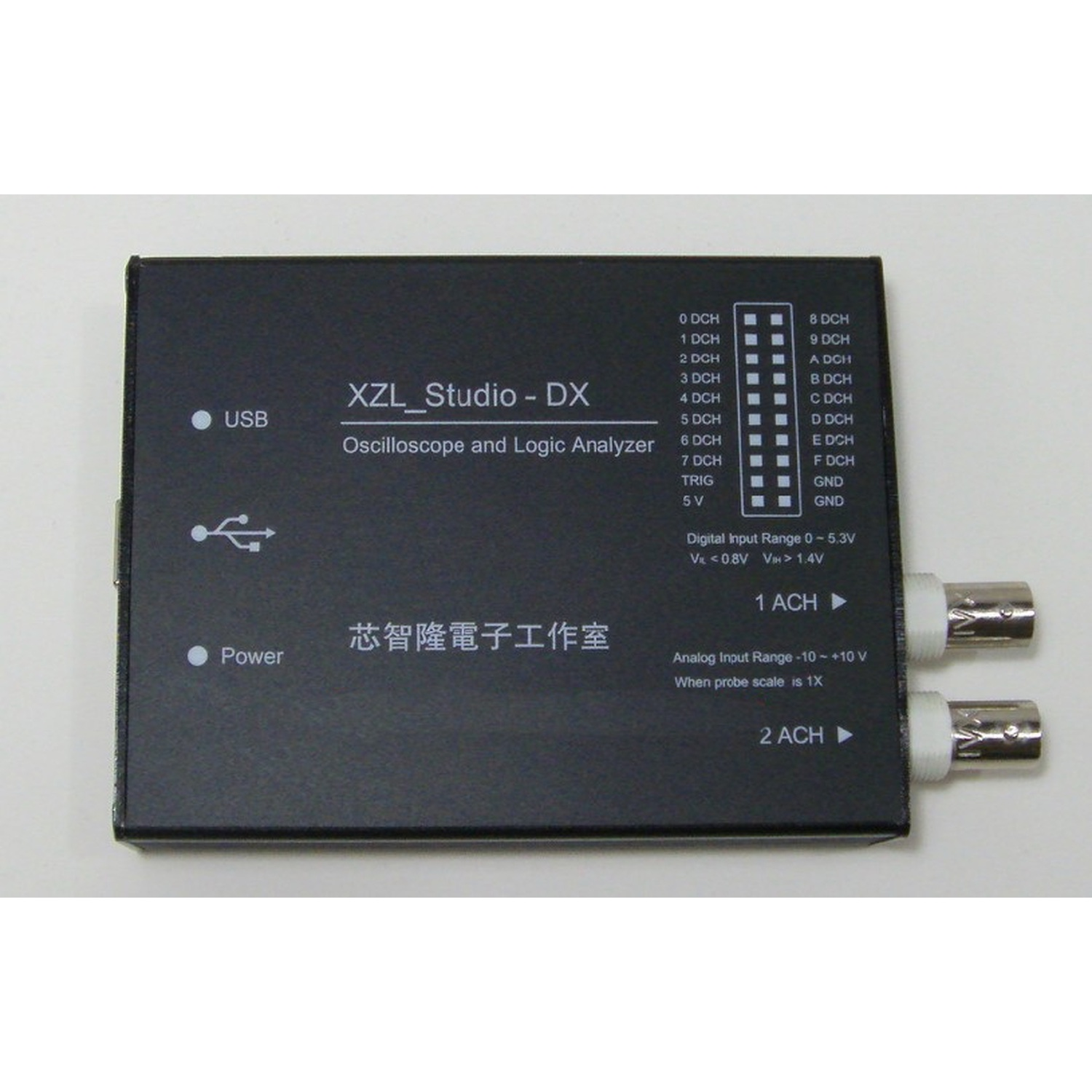 Logic Analyzer and Oscilloscope XZL-STUDIO DX USB (WINDOWS) стоимость