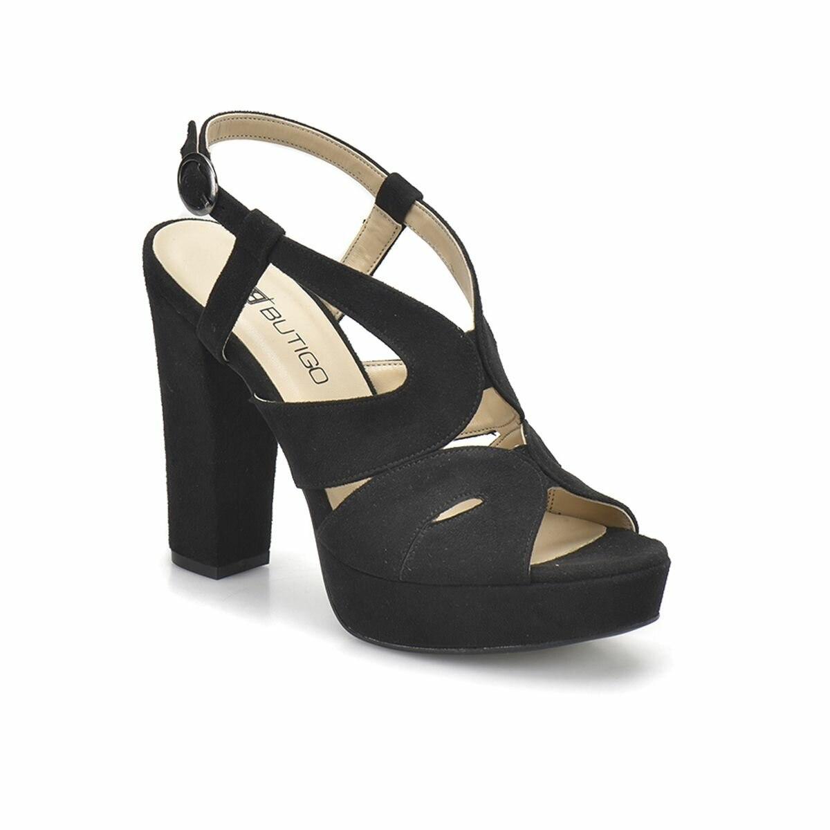 FLO 18S-141 Black Women Shoes BUTIGO