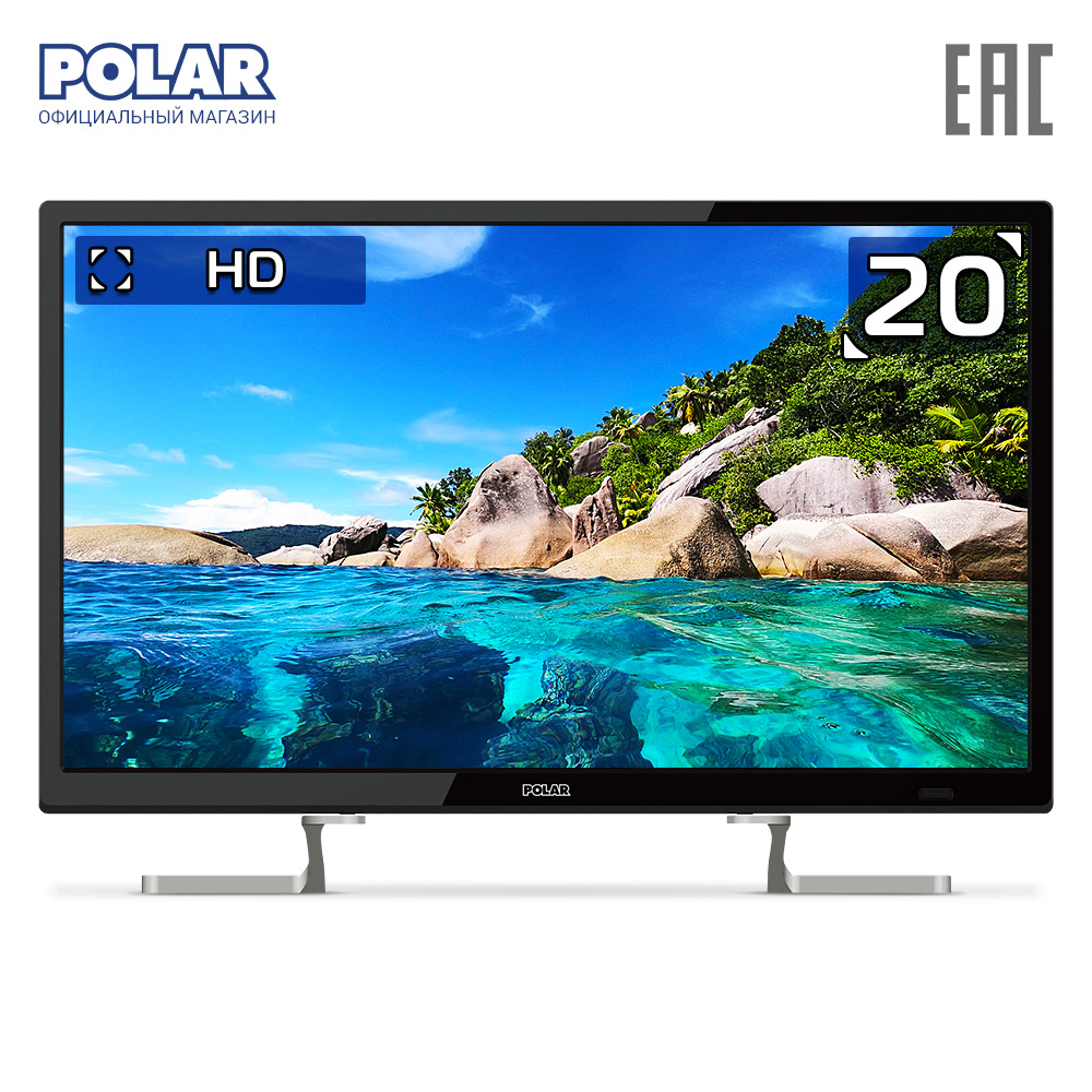 LED Television POLAR P20L32T2C Consumer Electronics Home Audio Video Equipments TV 30InchTv