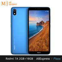 Xiaomi Redmi 7A Smartphone (2 hard GB RAM, 16 hard GB ROM, phone mobile, free, new, cheap, Dual SIM, 4000mAh battery, Android) [Global Version]