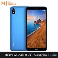 Xiaomi Redmi 7A Smartphone (2 duro GB di RAM, 16 dura GB di ROM, il telefono mobile, trasporto, nuovo, a buon mercato, Dual SIM, batteria 4000 mAh, Android) [Versione Globale]