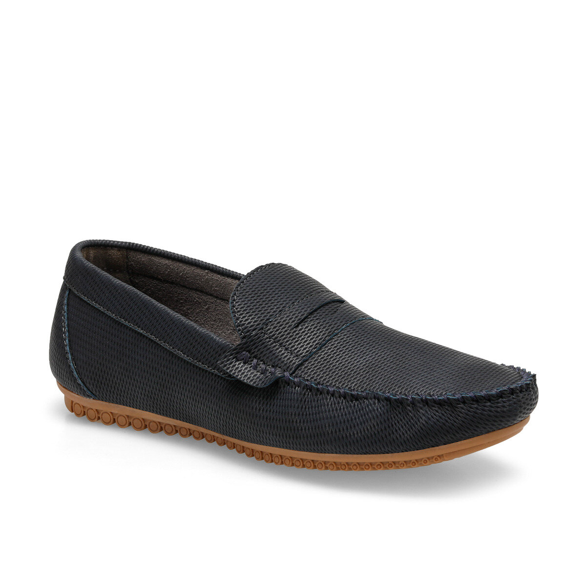 FLO MDL2 C Navy Blue Men 'S Loafer Shoes Panama Club