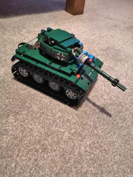 -- Tijolos Exército Brinquedo