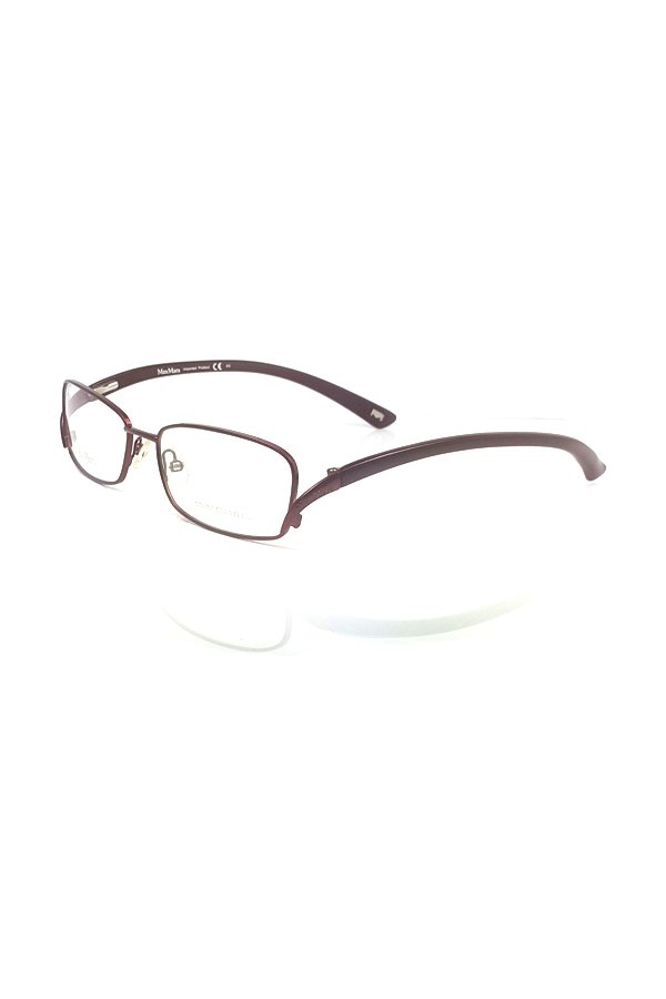Markamilla Women Reading Glasses Frame Demo Glasses Eyewear Transparent High Quality WomenMaxmara MXM 1101 PFZ 53 16