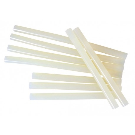 GLUE Gun TRANSPARENT 12X200MM BAG 1,00 KG.