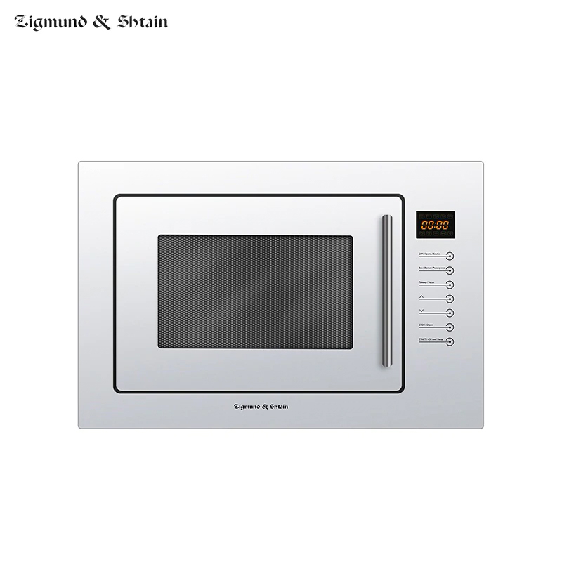Built-in Microwave Oven Embedded Zigmund & Shtain BMO 13.252 W 0-0-12