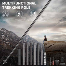 5/10pcs Trekking Pole Tip Telescopic Outdoor Camping Steel Mountaineering Stick Toe Stick Tip Head Hiking Accessories