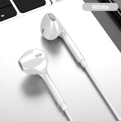 EARDECO 쿼드 코어 모바일 유선 헤드폰 3.5 스포츠 이어폰베이스 폰 이어폰 와이어 스테레오 헤드셋 마이크 음악 이어폰