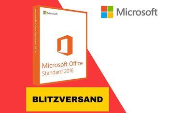 Microsoft Office 2016 standar life key