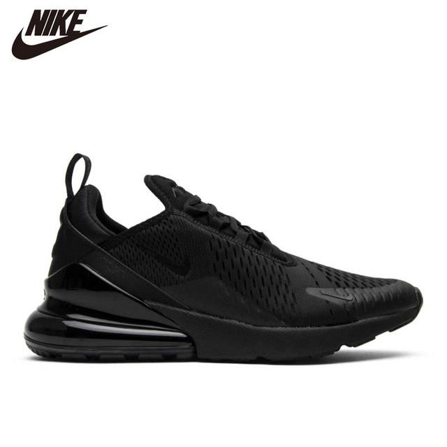 frecuencia siesta estilo  Originals Nike Air Max 270 Women Men Running Shoes Zapatos de hombre Triple  Black White Popular Trainer Sports Sneakers|Running Shoes| - AliExpress