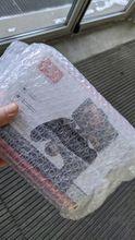 Доставка почтой России оставляет желать лучшего... Как же они грубо относятся к посылкам.