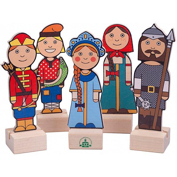 Set For Puppet Theater Krasnokamskiy Toy