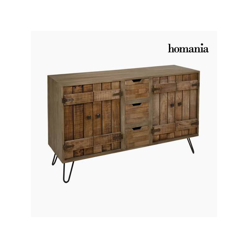Dresser Wood Mindi (140x45x87 Cm)-the Collection Be Yourself By Homania