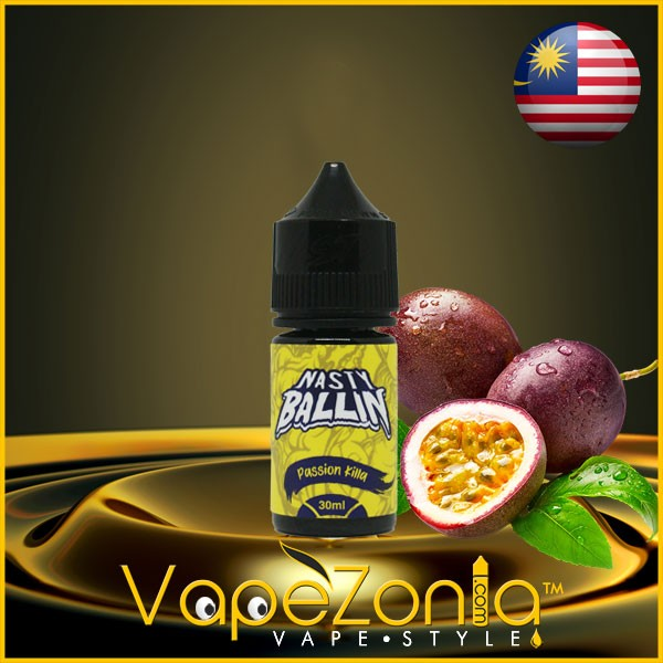 Aroma Nasty Juice PASSION KILA 30ml